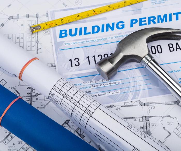Building Permit and Building Plans - Modern Farmhouse New Build