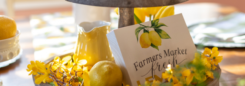 Favorite Farmhouse Tiered Trays