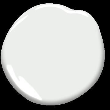Decorator's White Paint Sample