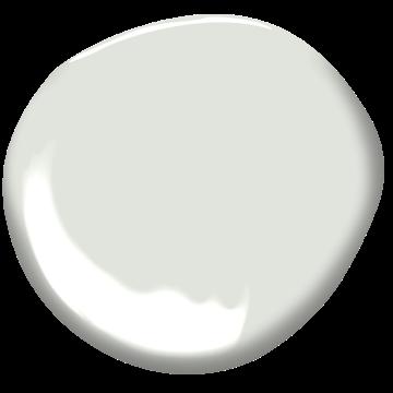 Paper White Interior Paint Color