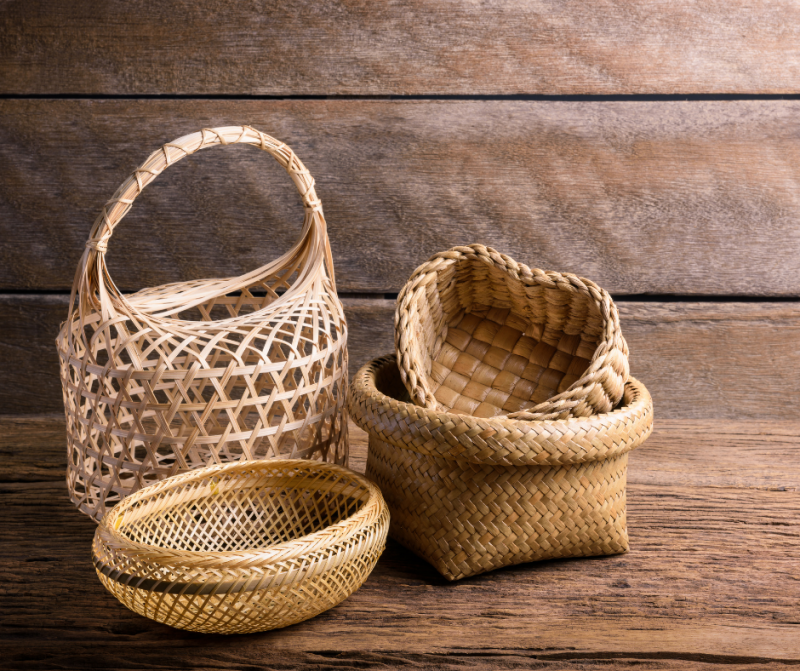 Favorite Modern Farmhouse Baskets